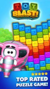 تصویر محیط Toy Blast v5964