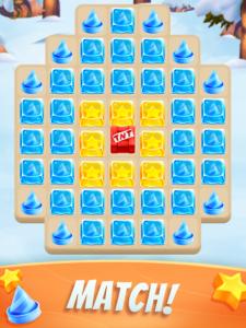 تصویر محیط Angry Birds Match v3.5.2