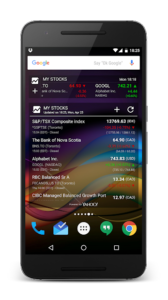 تصویر محیط Chronus: Home & Lock Widget Pro v17.5.4