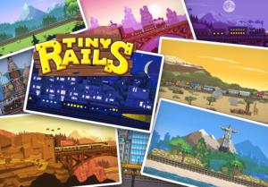 تصویر محیط tiny Rails v2.8.2