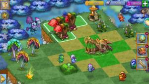 تصویر محیط Merge Dragons! v4.15.0