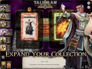 تصویر محیط Talisman v22.14