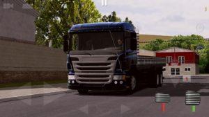تصویر محیط World Truck Driving Simulator v1.162 + data