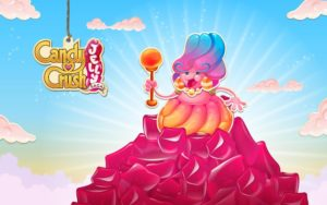 تصویر محیط Candy Crush Jelly Saga v2.16.7
