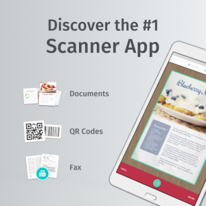 تصویر محیط Scanbot – PDF Document Scanner Pro v7.6.2