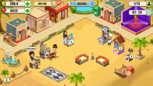 تصویر محیط Resort Tycoon – Hotel Simulation Game v8.8