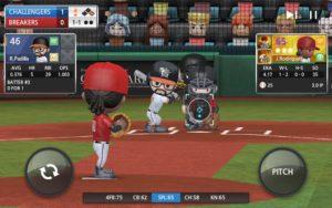 تصویر محیط BASEBALL 9 v1.5.5