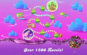 تصویر محیط Candy Crush Soda Saga v1.190.2