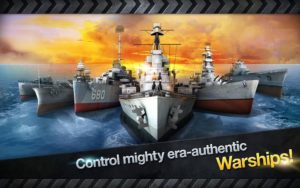 تصویر محیط WARSHIP BATTLE 3D World War II v2.8.0