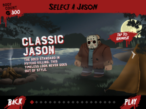 تصویر محیط Friday the 13th: Killer Puzzle v18.15