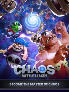 تصویر محیط Chaos Battle League v2.3.8