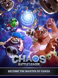 تصویر محیط Chaos Battle League v2.3.3