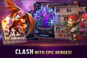 تصویر محیط Clash of Lords: Guild Castle v1.0.435 + data