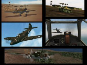 تصویر محیط Gunship Sequel: WW2 v4.4.1 + data