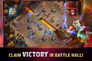 تصویر محیط Clash of Lords 2: Guild Castle v1.0.313 + data