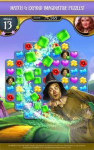 تصویر محیط The Wizard of Oz Magic Match 3 v1.0.4656
