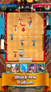 تصویر محیط Soccer Royale Football Stars v1.6.5