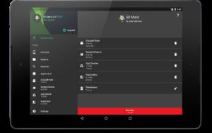 تصویر محیط SD Maid Pro – System Cleaning Tool v5.1.0