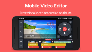 تصویر محیط KineMaster – Pro Video Editor v4.11.16.14368.GP
