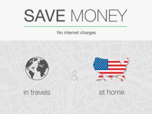 تصویر محیط MAPS.ME – Offline Map and Travel Navigation v10.1.3 + Iran Map