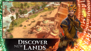 تصویر محیط Rival Kingdoms: The Lost City v2.2.6.79 + data
