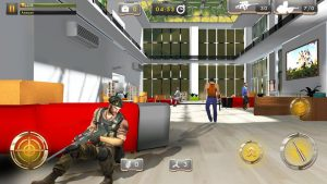 تصویر محیط Unfinished Mission v5.9