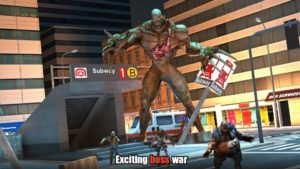 تصویر محیط Hopeless Raider-FPS Shooting Games v2.4.4 + data