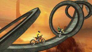 تصویر محیط Bike Racer v1.0.4
