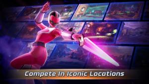 تصویر محیط Power Rangers: Legacy Wars v2.5.6