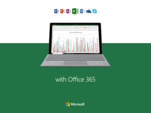 تصویر محیط Microsoft Excel: View, Edit, & Create Spreadsheets v16.0.13801.20162