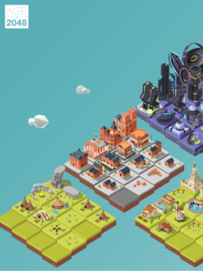 تصویر محیط Age of 2048: Civilization City Building Games v2.3.1