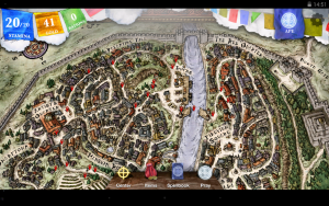 تصویر محیط Sorcery! 2 v1.4a1 + data