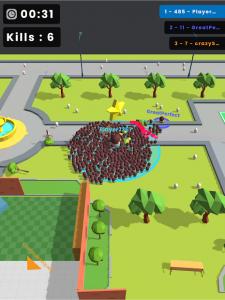 تصویر محیط Popular Wars v1.0.25