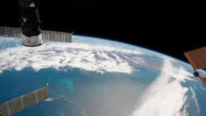 تصویر محیط ISS on Live: HD View Earth Live | Chromecast v5.8.6p