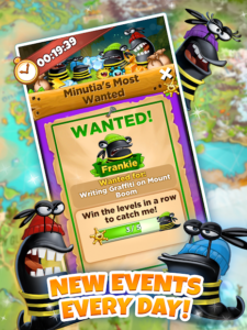 تصویر محیط Best Fiends – Puzzle Adventure v6.7.1