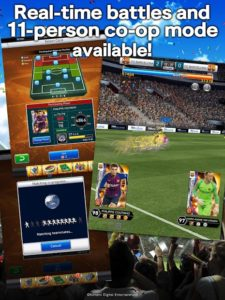 تصویر محیط PES CARD COLLECTION v3.4.0