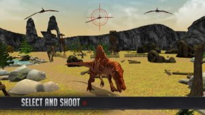 تصویر محیط Dinosaur Hunter 2018 v3.6