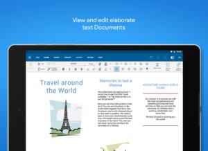 تصویر محیط OfficeSuite Pro + PDF v10.3.17707