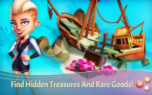 تصویر محیط FarmVille: Tropic Escape v1.72.5113