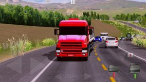 تصویر محیط World Truck Driving Simulator v1.083 + data