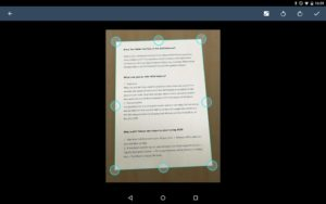 تصویر محیط CamScanner – Phone PDF Creator v5.45.0.20210531