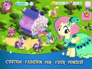تصویر محیط MY LITTLE PONY: Magic Princess v6.8.0j