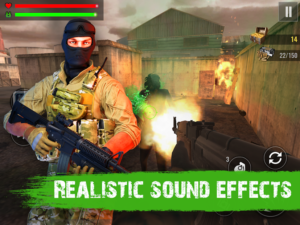 تصویر محیط Zombie Shooter Hell 4 Survival v1.53