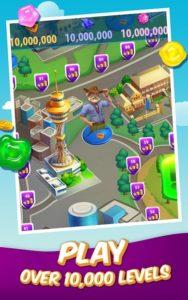 تصویر محیط Gummy Drop! – Free Match 3 Puzzle Game v4.5.0