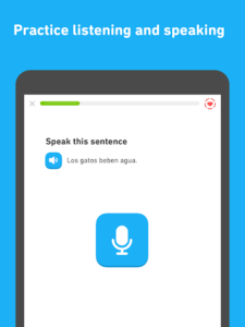 تصویر محیط Duolingo: Learn Languages Free v4.11.3