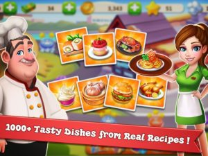 تصویر محیط Rising Super Chef 2 v3.7.1