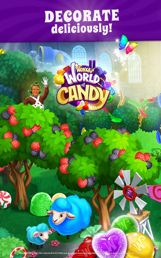 Wonka's World of Candy – Match 3 v1.14.1312
