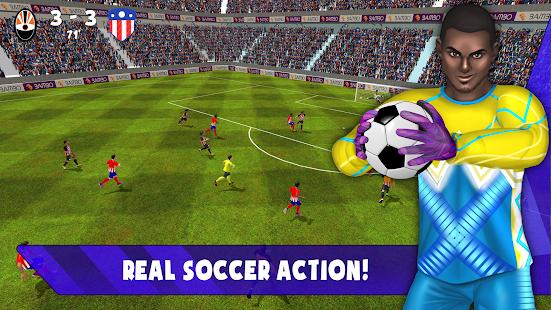 بازی دروازه بانی Soccer Goalkeeper 2019 - Soccer Games v1.2