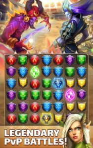 تصویر محیط Empires & Puzzles: RPG Quest v30.0.2 build 1300