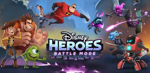 Disney Heroes: Battle Mode v2.0.03
